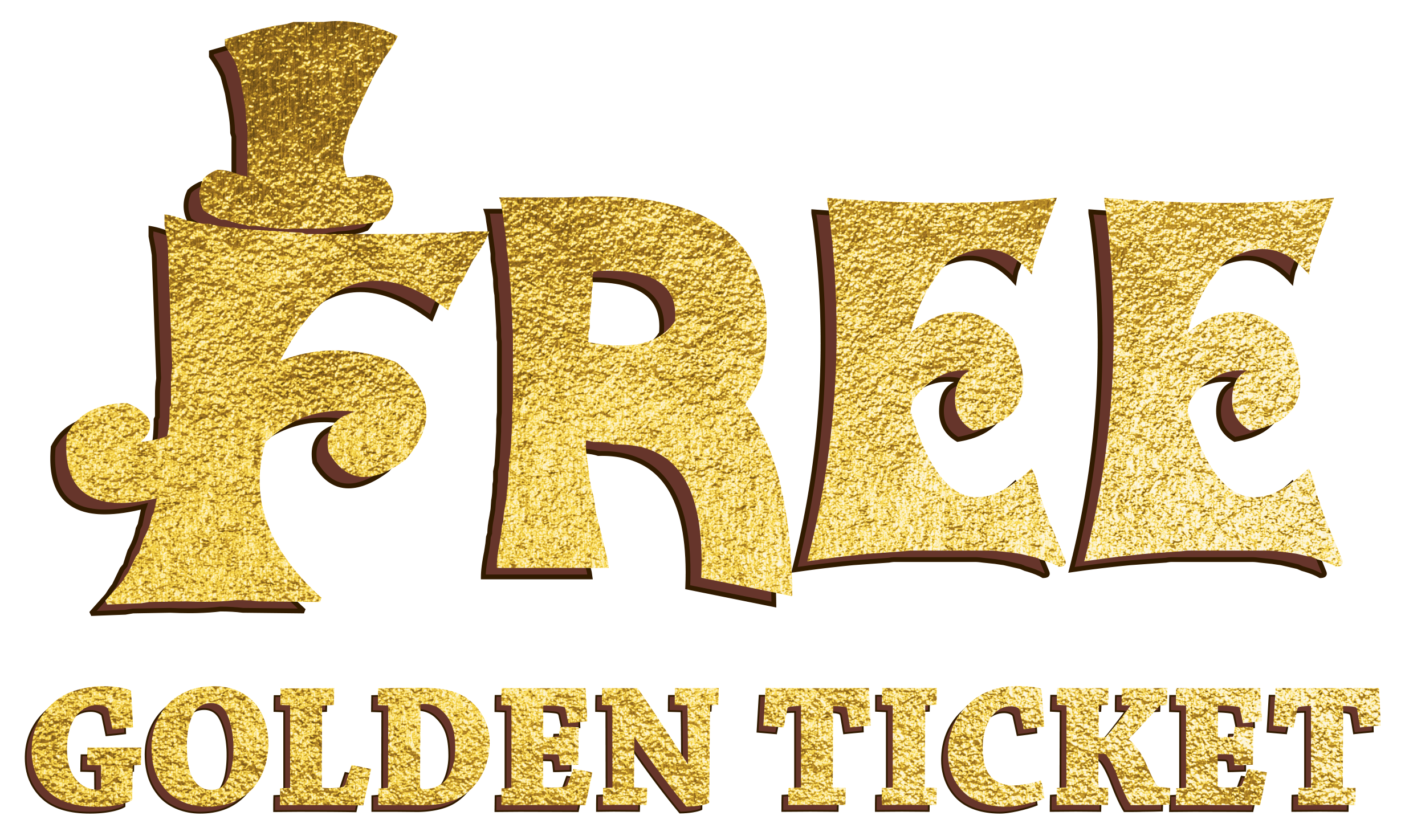 Free Golden Ticket